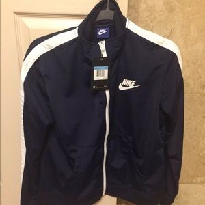 NWT Nike Jacket and pants set
